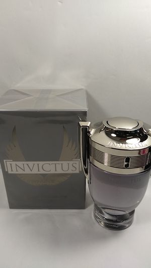 100% AUTHENTIC INVICTUS BY PACO RABANNE FOR MEN 3.4OZ (100ML) for Sale in HALNDLE BCH, FL