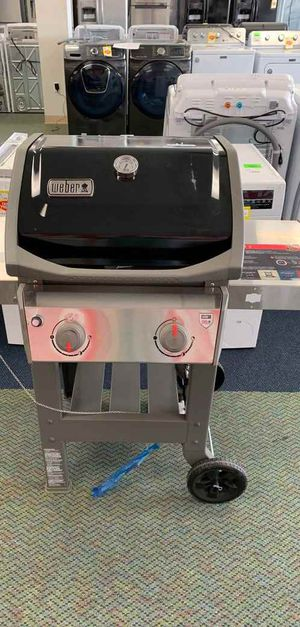 Weber Grill!! Weber 44010001 Brand new with Warranty!! ZOC for Sale in Houston, TX