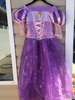Tangled ... Disney princess... Rapunzel costume for Sale in Elma, WA
