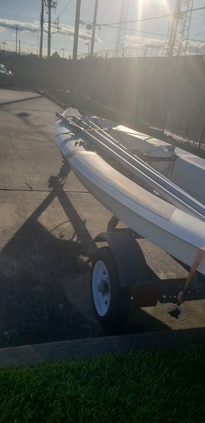 Small Sail boat (16 ft) for Sale in Houston, TX
