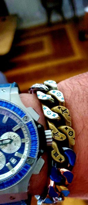 Louis Vuitton patches bracelet for Sale in Los Angeles, CA