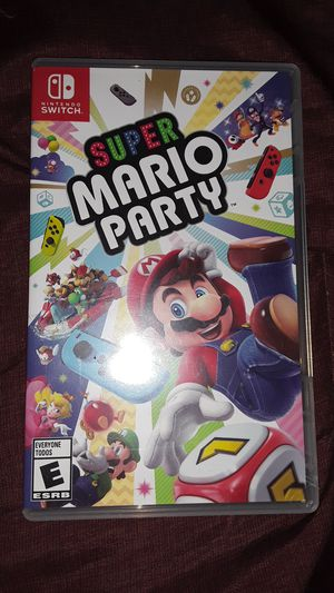 Super Mario Party for Sale in Garland, TX