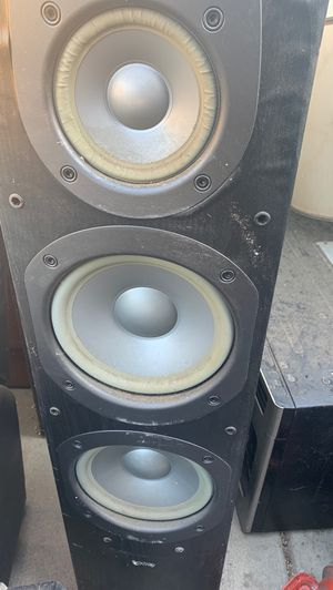 Infinity speaker for Sale in Chino, CA