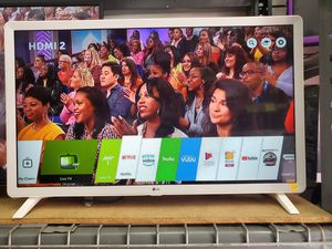 Full web smart TV AVAILABLE by LG. Best PICTURE QUALITY. BRAND NEW sealed box. for Sale in Los Angeles, CA