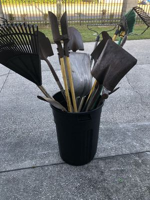 Miscellaneous yard tools for Sale in Orlando, FL