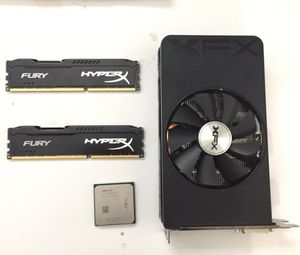 Parts to a build computer/pc for Sale in North Las Vegas, NV