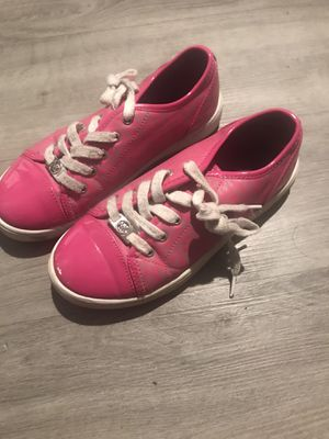 Girls pink Michael Kors sneakers for Sale in Austin, TX