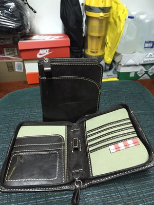 2 Genuine leather passport holders/NEW for Sale in Seattle, WA
