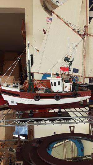 Decorative Model Fishing Boat for Sale in Alhambra, CA