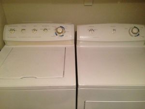 $40 Down -washer / dryer set or can separate for Sale in Jonesboro, AR