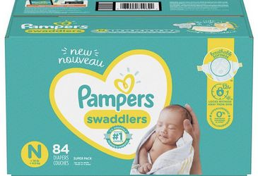 Pampers Diapers Newborn for Sale in Palo Alto,  CA