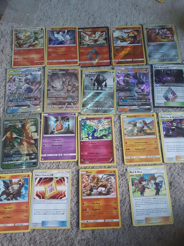 Pokemon Card Collection 1999-2019 (Choose or Random)