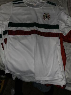 Mexico soccer jerseys for Sale in Fontana, CA