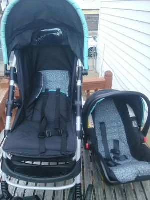 Graco literider stroller carseat for Sale in St. Louis, MO