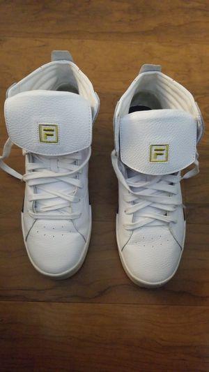 Fila mens shoes size 11 for Sale in Laurel, MD