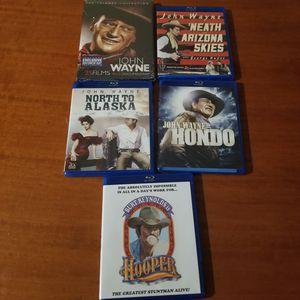 JOHN WAYNE & BURT REYNOLDS!! for Sale in Oklahoma City, OK