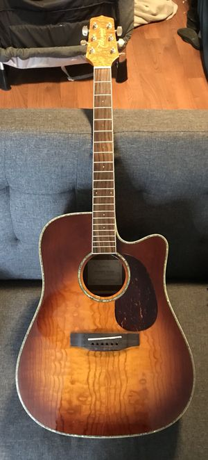 Takamine eg333c-LTD G Series acoustic electric guitar! for Sale in Carleton, MI
