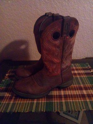Men's Durango Rebel western cowboy boot size 8D for Sale in TEMPLE TERR, FL