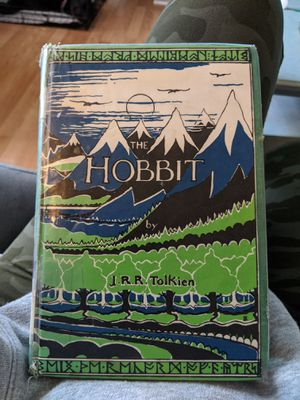 The Hobbit 1966 Hardcover for Sale in Monroe, WA