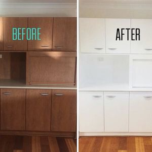 Kitchen cabinets painting for Sale in Tampa, FL