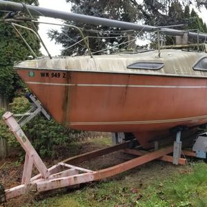 1976 Reinell 26' Sailboat for Sale in Auburn, WA