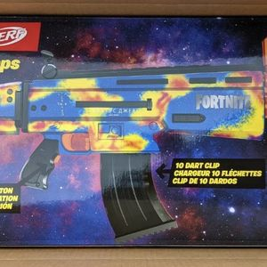 Travis Scott Fortnite X Nerf Gun Cactus Jack NEW, SEALED, UNOPENED for Sale in Miami, FL