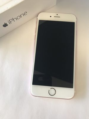 IPhone 6S Excellent Condition Factory Unlocked comes Charger for Sale in Manassas, VA