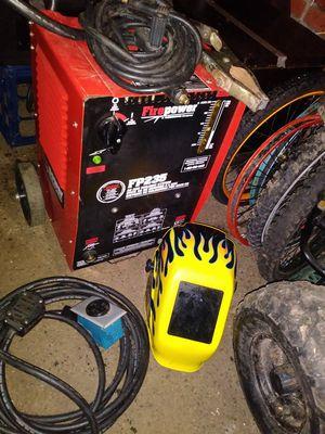 (Firepower) ARC WELDER & WELDING MASK for Sale in Portland, OR