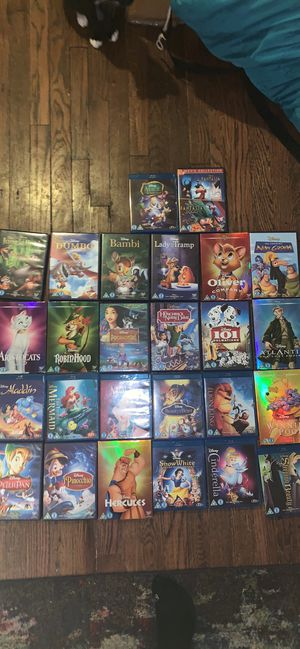 DISNEY DVDS for Sale in Los Angeles, CA