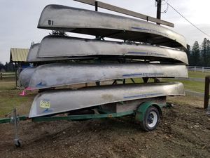 Aluminum Canoes for Sale in Cle Elum, WA