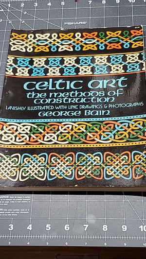 Celtic Art Book for Sale in Peoria, IL