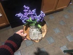 Mason jar flowers for Sale in Westport, MA