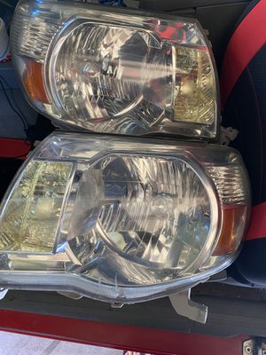 Toyota Tacoma OEM headlights for Sale in San Diego, CA