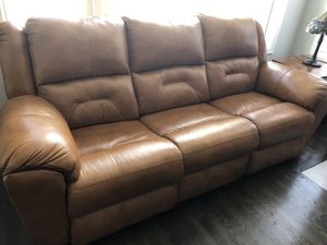 Sofa .recliner . for Sale in Chicago, IL