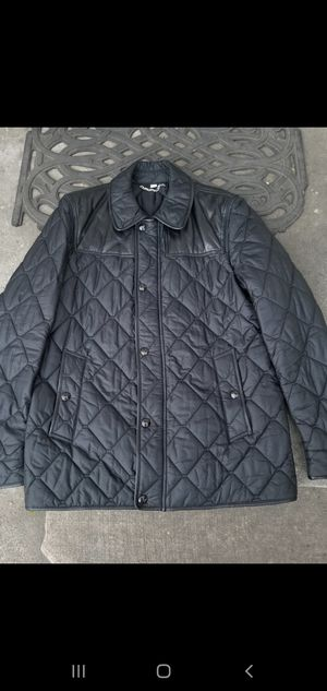Burberry Quilted Lambskin Jacket sz L for Sale in Vista, CA