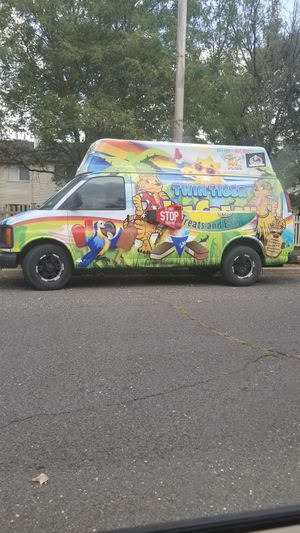 1999 Chevy Express converted icecream truck for Sale in Hightstown, NJ