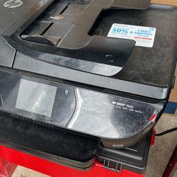 Wifi -Print Fax Scan Copy Web Photo (HP ENVY 7640) $30 for Sale in Austin,  TX