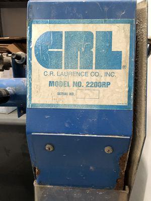 CRL vertical 4x106 wet belt sander for Sale in Livermore, CA