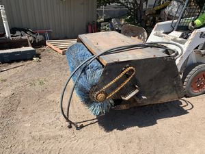 Bobcat street sweeper for Sale in Riverside, CA