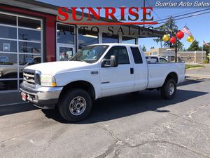 2002 Ford F-250 Super Duty Lariat 4dr SuperCab Lariat for Sale in Milwaukie, OR