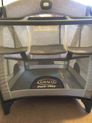 Graco pack and play for Sale in Renton, WA