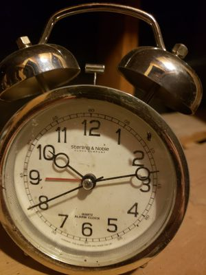 Old style alarm clock for Sale in Denver, CO