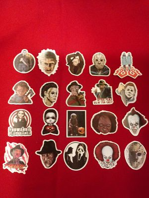Horror Night Stickers for Sale in Whittier, CA
