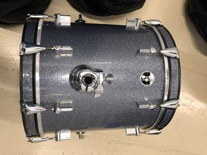 Sonor Blue Sparkle Safari Drum Kit for Sale in Davie, FL