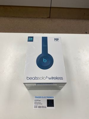 Beats By Dre Solo 3 Wireless POP Collection NEW!!! for Sale in Pittsburgh, PA