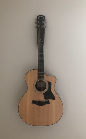 Taylor 114ce acoustic guitar for Sale in Portland, OR