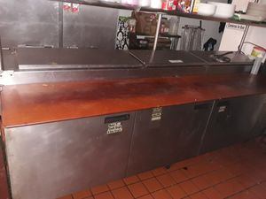 Salad bar or cold table for Sale in National City, CA