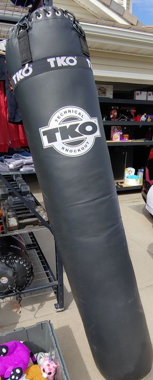 Punching/Kickboxing Bag - 75lb. - TKO for Sale in Denver, CO