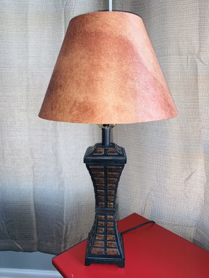 Lamp and Lamp Shade for Sale in Indianapolis, IN