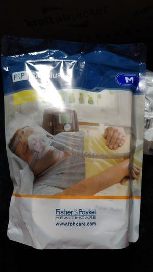 C-Pap masks and harness. Size medium for Sale in Federal Way, WA